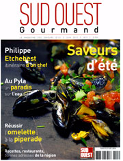 sud ouest gourmand ete 2011 collection family surf